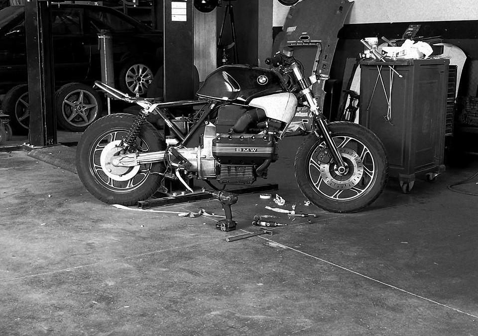 Riparazione BMW K100